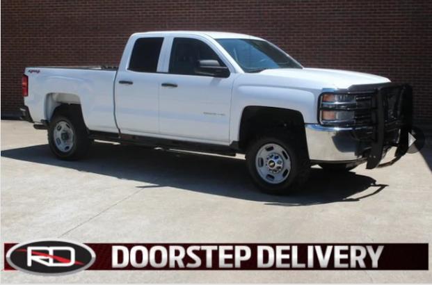 2015 Chevrolet Silverado 2500hd Work Truck Year 2015 Make