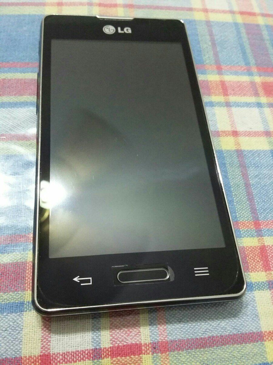 Celular Lg L5 Optimus Liberado Para Todas Las Companias 1 900 00 Tecnologia