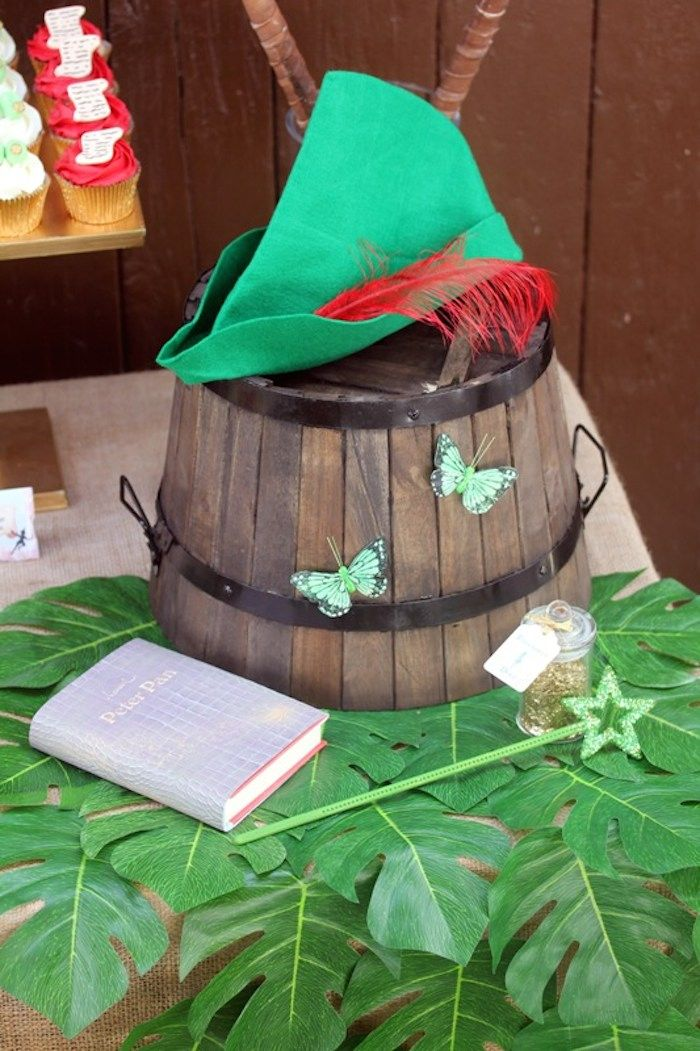 & Peter Pan Themed Birthday Party Planning Ideas Decor Planning