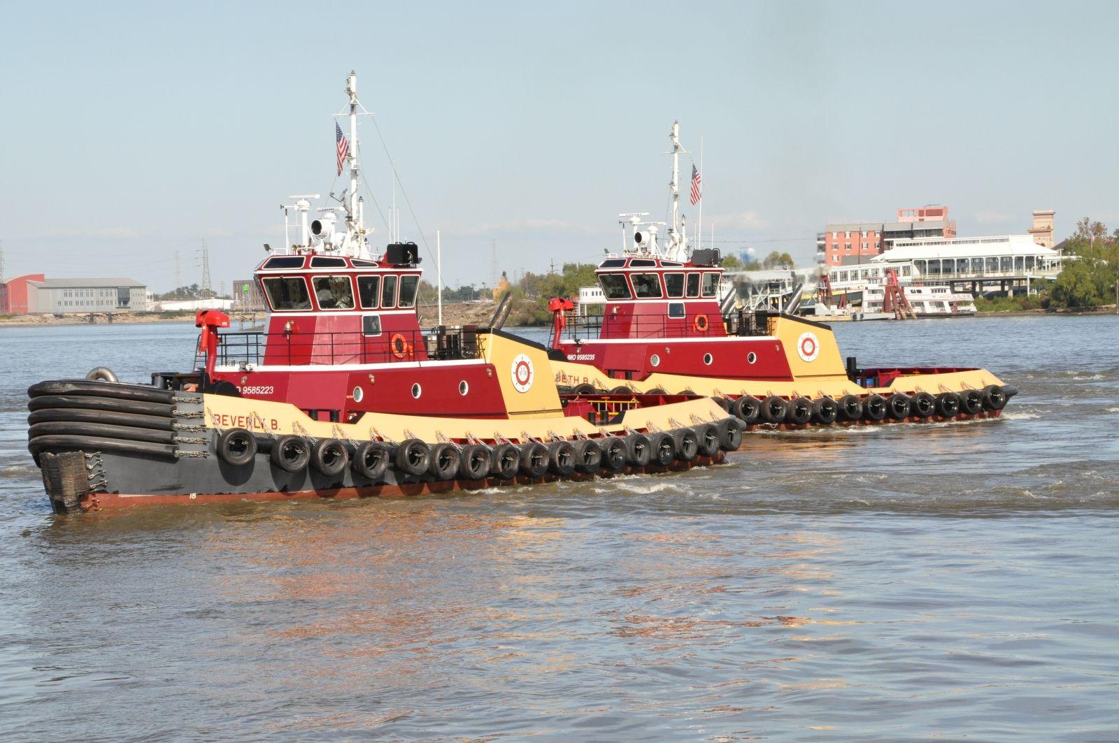 Pin Van Thijs Coenen Op Tugboats