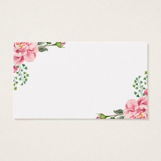 Маленькие открытки для визиток