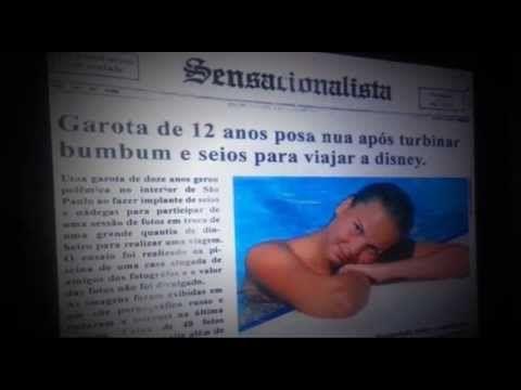 Jornal Sensacionalista conseguiu ficar Super Interessante rs. Curiosidade que vira crime. A pedofilia pode estar em você - Tablet Interactive Ad