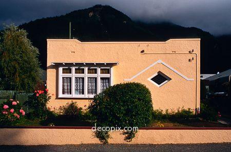 Deco House, Westport, NZ