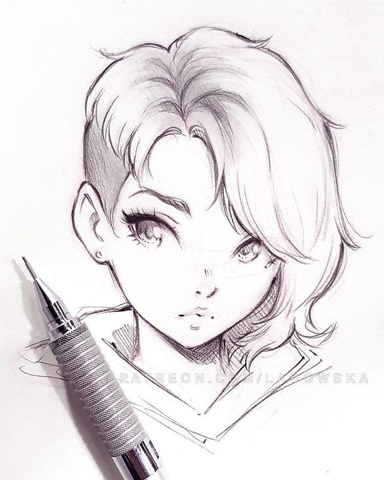 Pin On Anime Art Style