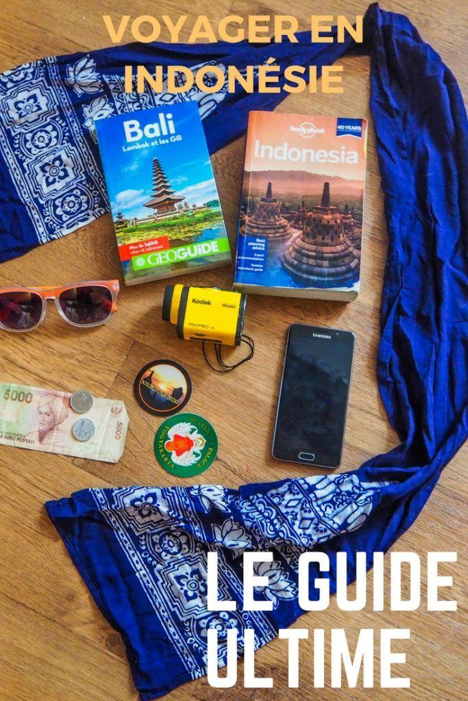 Préparer un voyage en Indonésie: guide pratique, conseils, bons plans et itinéraires. Le guide pratique ultime et complet pour préparer votre voyage en Indonésie: météo, transports, visas, santé, sécurité, équipement, budget, que faire et que visiter, itinéraire, où dormir, que manger, bahasa, téléphone, internet... Inclus: Bali, Lombok, Nusa Lembongan, Java, Komodo et Flores #voyage #indonésie #guide #bali #lombok #komodo #flores #java #budget #itinéraire #équipement #visas