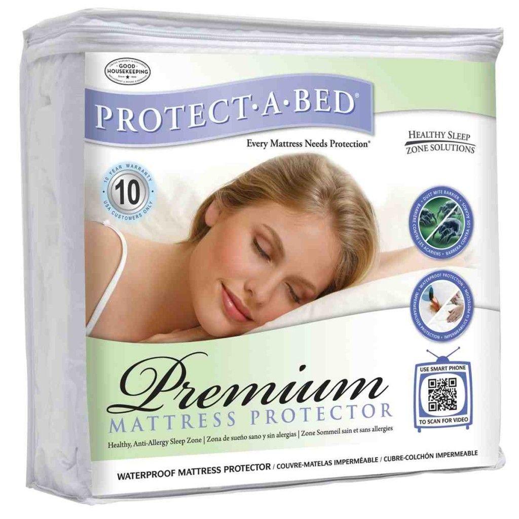 protect a bed mattress cover mattress cover pinterest mattress