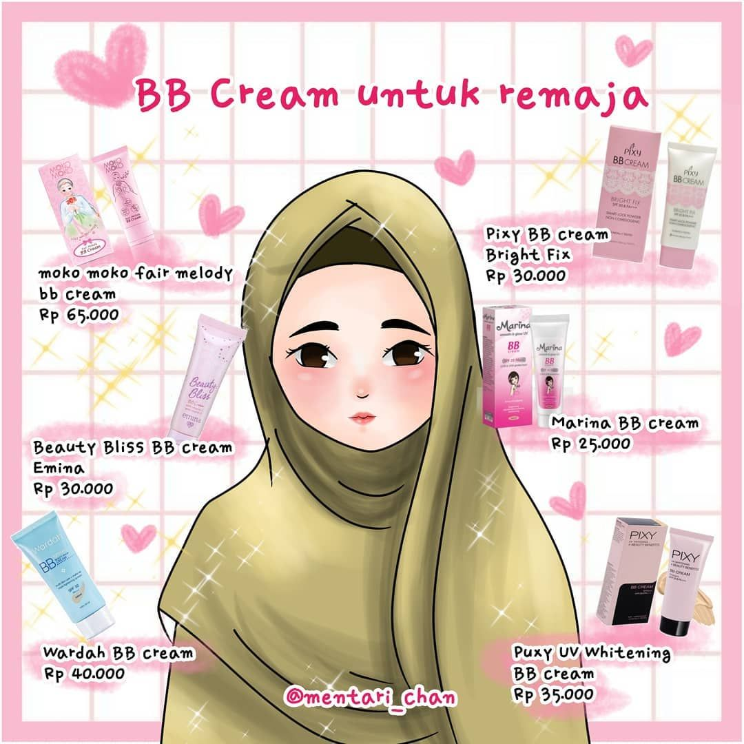 Review Bb Cream Moko Moko Untuk Jerawat