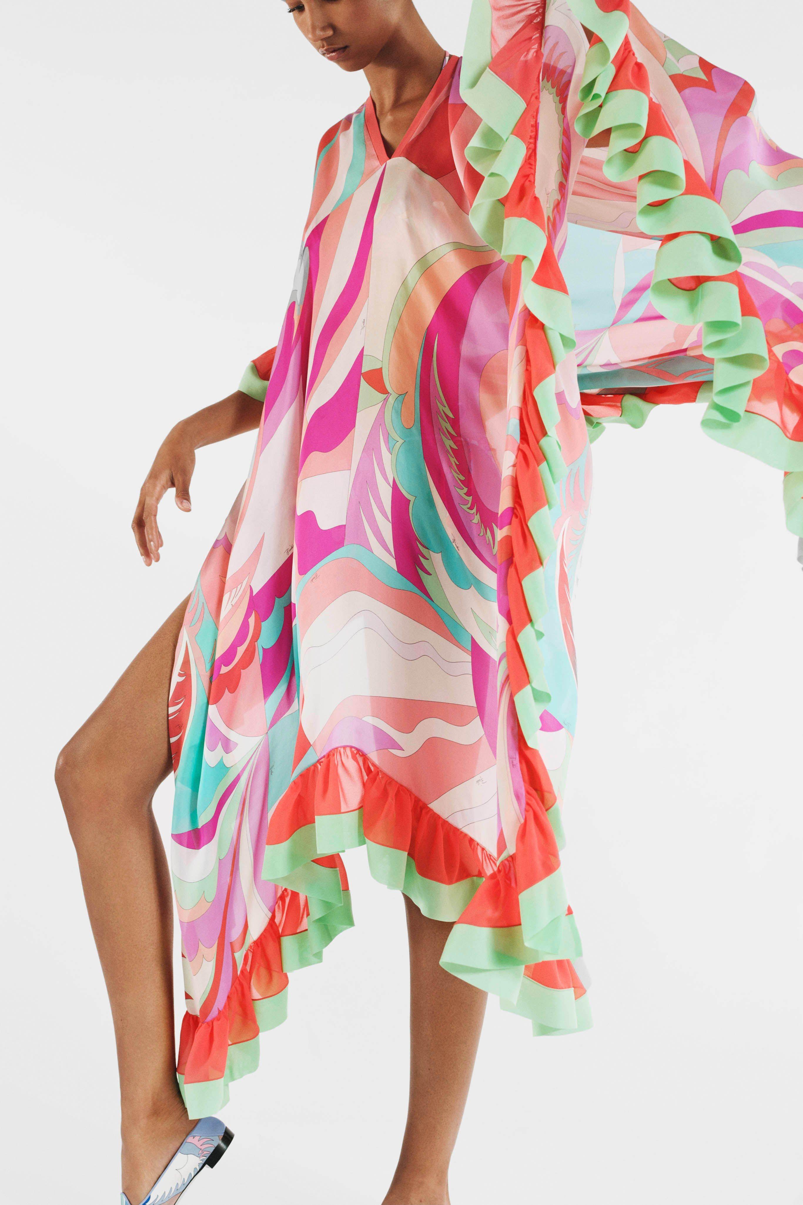 b82b3c0ae3a Emilio Pucci Resort 2019 Milan Collection - Vogue