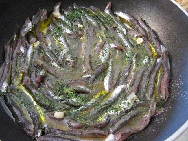 002 Adoro le alici, quando vado in pescheria è il primo pesce