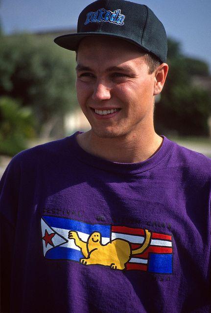 Mark Hoppus 1994