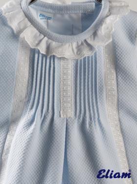 7917330d7 Vestido de Piqué - Productos bebé de siempre - Bebé de siempre - Tienda de ropa  infantil Eliam