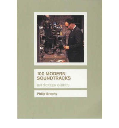 100 Modern Soundtracks Paperback Music Book Film Music Books Soundtrack