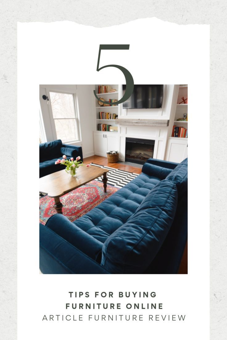 Tips For Ing A Sofa Online Article