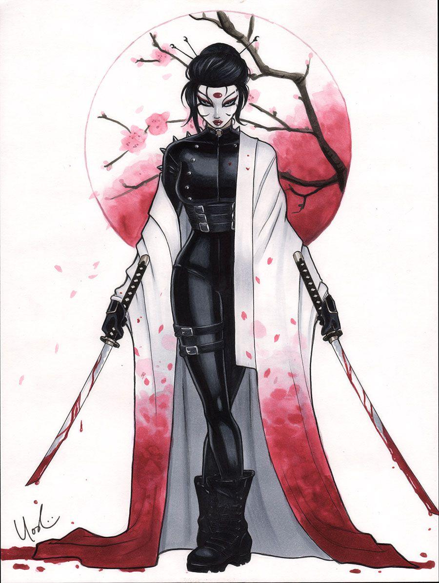 Scarab By Lynne Yoshii  Protokitty  Comic Art Kabuki -7384