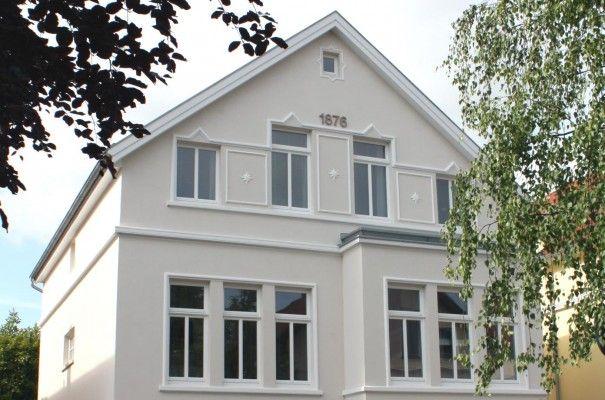 In Oldenburg Fassade Haus Haus Architektur Haus