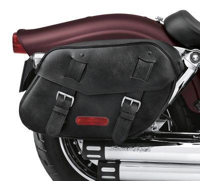 Distressed Leather Saddlebags Accesorios De Motocicleta Accesorios