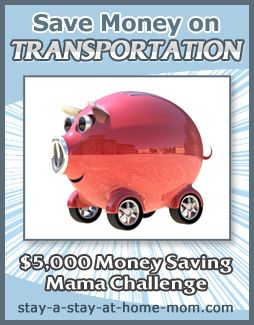http://www.stay-a-stay-at-home-mom.com/reduce-transportation-costs.html Save Money on Transportation!
