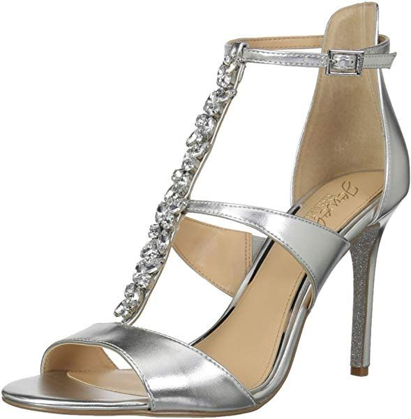 544b725298b4 Amazon.com  Badgley Mischka Jewel Women s MICA Heeled Sandal