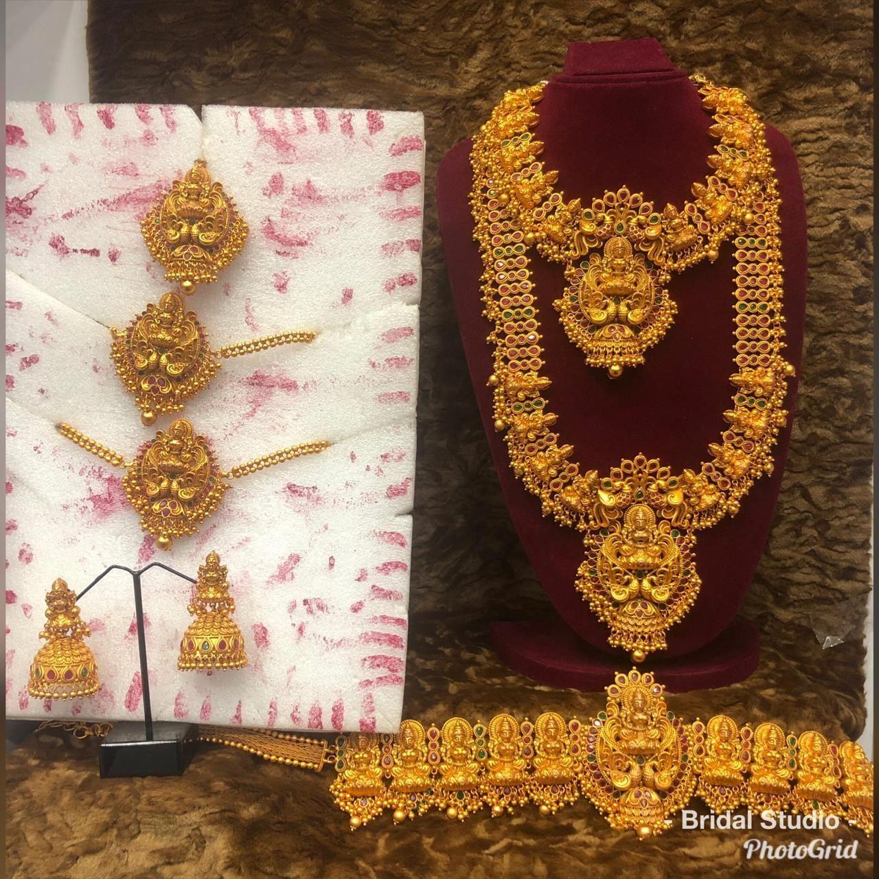 Rent Jewelleries In 2020 Jewel Wedding South Indian Bridal Jewellery Indian Wedding Jewelry