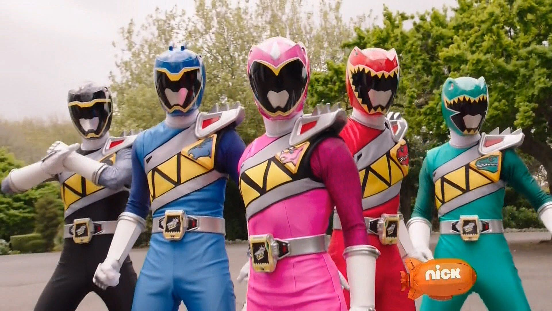 Power Rangers Dino Charge - Let Sleeping Zords Lie - Power Rangers ...