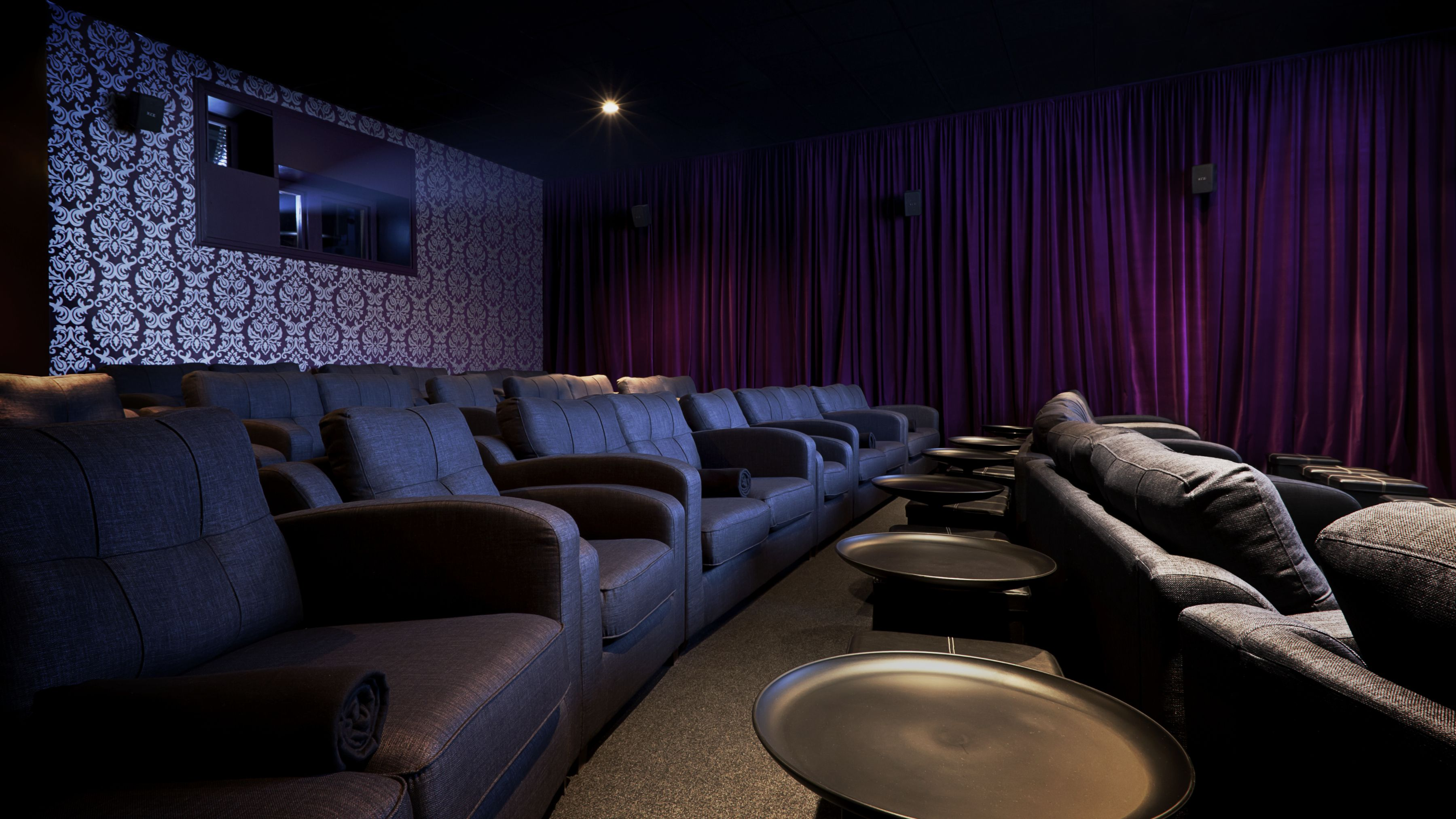 Genesis Studio 5 Mile End Luxury Seating Cinema Design