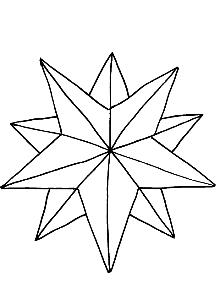 Pictures A Nice Christmas Star Coloring Pages Christmas Coloring Pages Kidsdrawing Free Color Star Coloring Pages Coloring Pages Christmas Coloring Pages