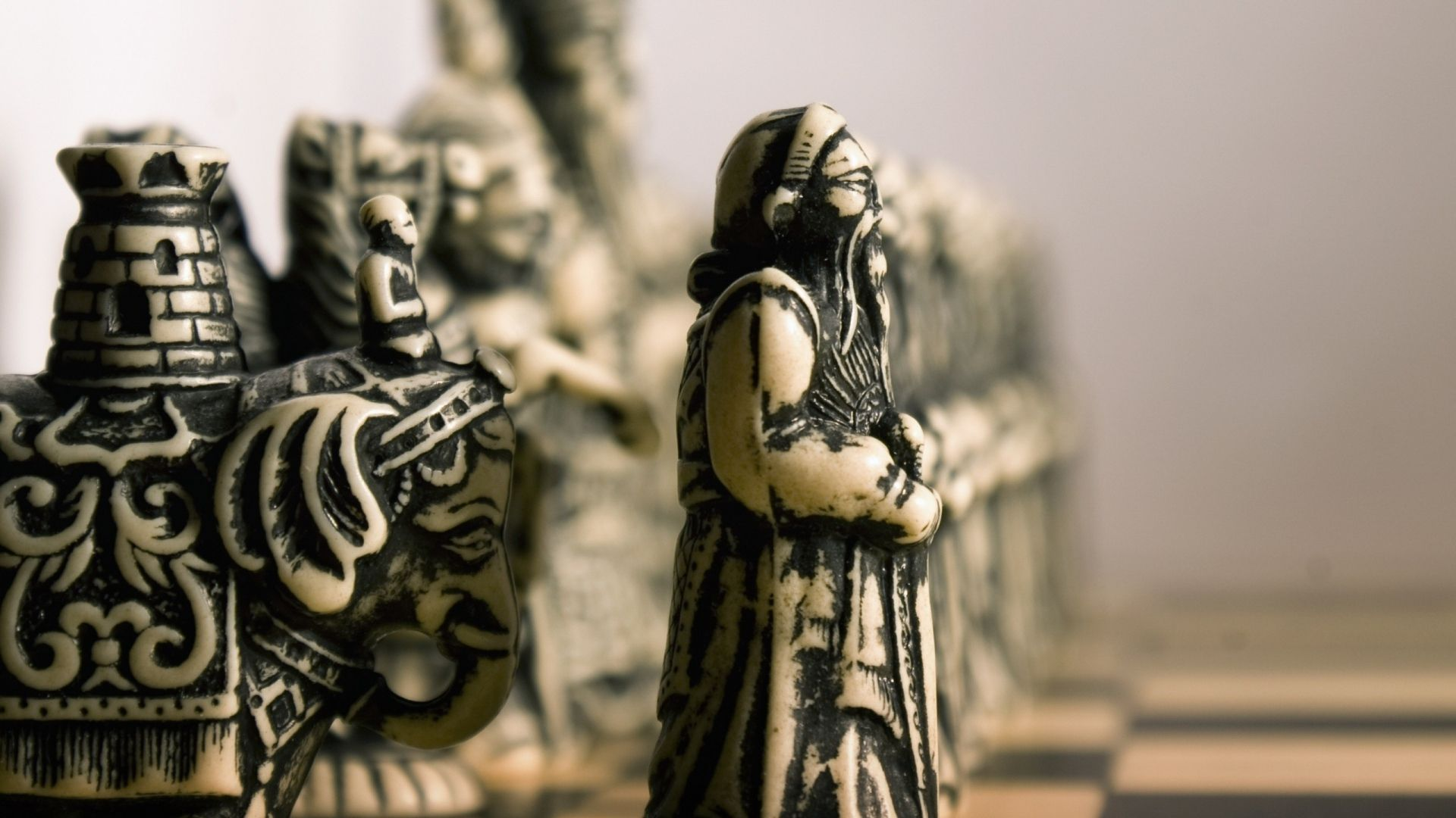 chess, figures, board - http://www.wallpapers4u.org/chess-figures-board/