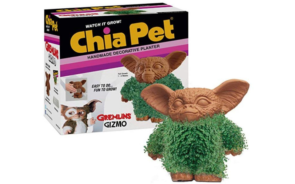 Dahlia July Chia Pet Pets Gremlins Gizmo