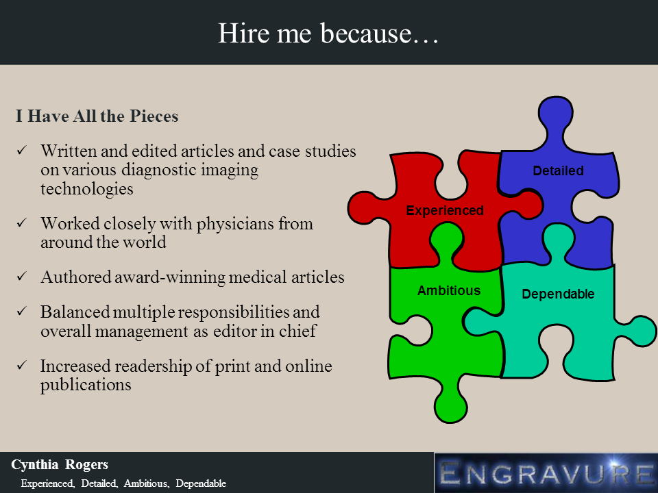 Interview Presentations  Google Search  Example Interview