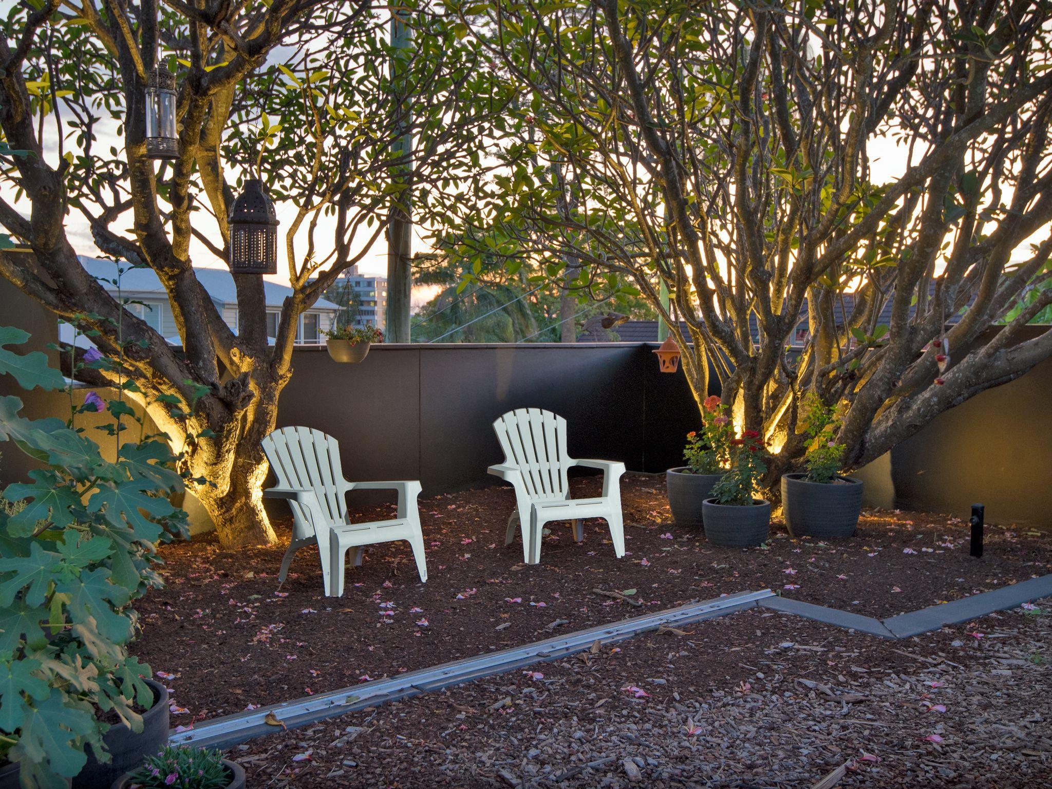 Art Deco Queenslander External & Landscape   Landscape ...