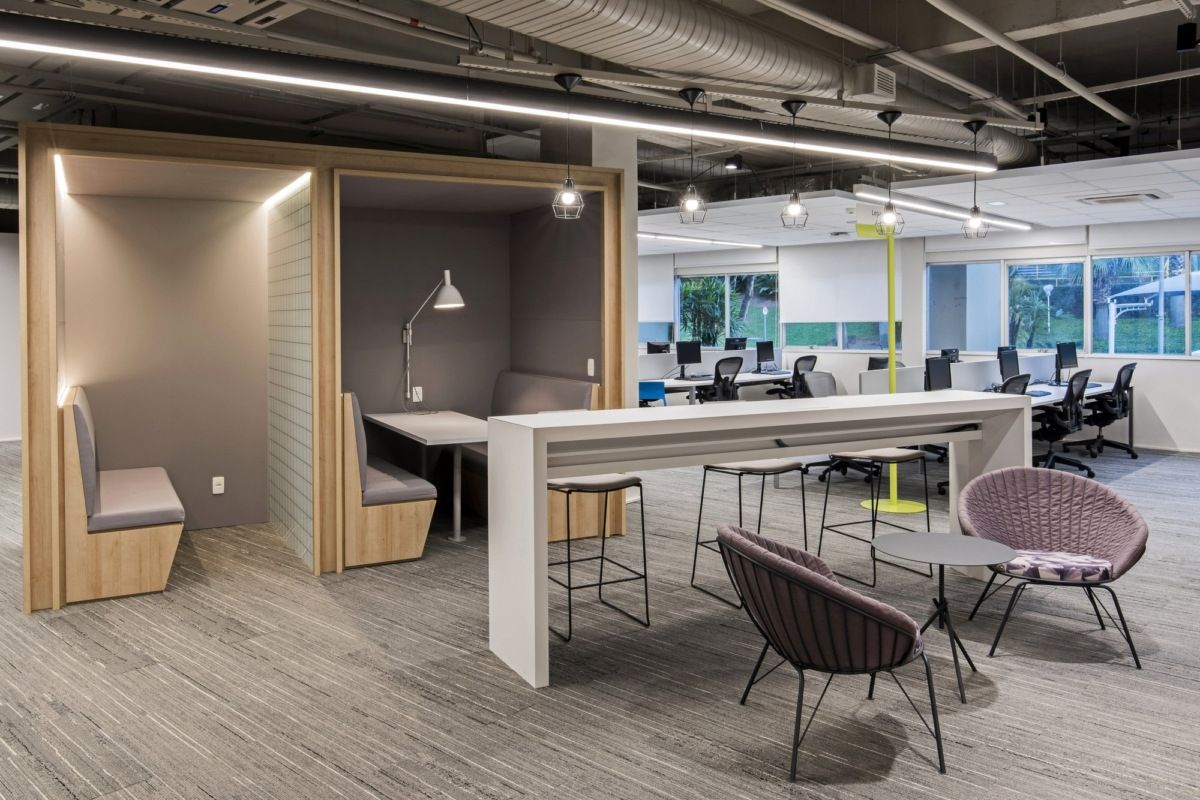 Astrazeneca Offices Cotia Office Snapshots Corporate Office Design Workplace Design Office Design