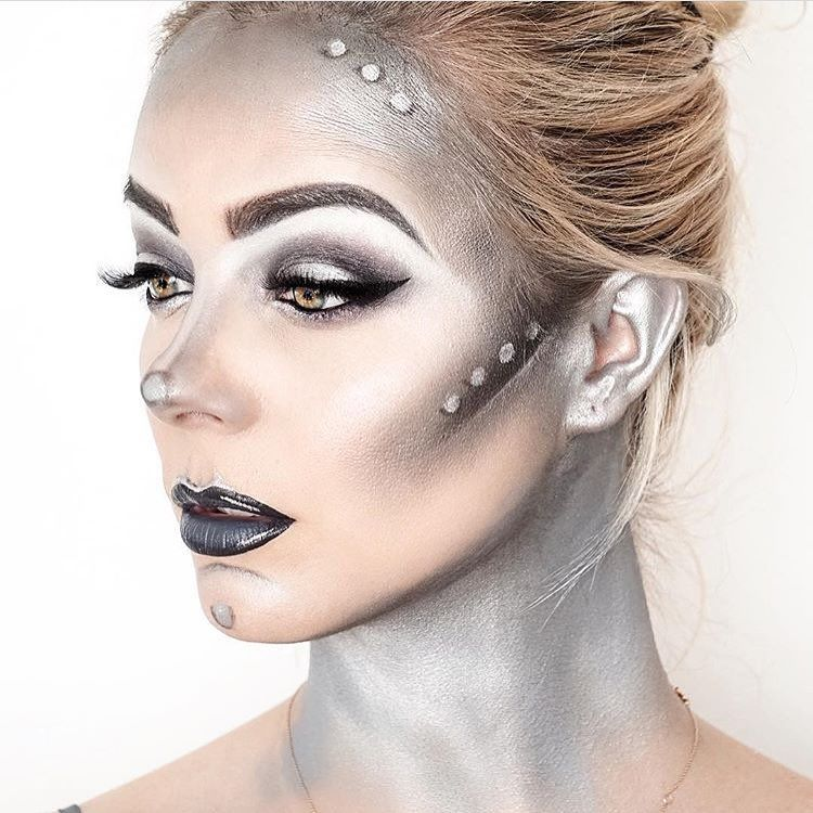 291k Followers, 1,060 Following, 1,024 Posts - See Instagram photos - halloween makeup ideas easy