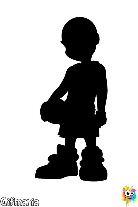 jugador de baloncesto joven #baloncesto #deportista #jugador #dibujo ...