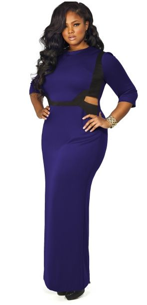 Black tie affair dresses plus size
