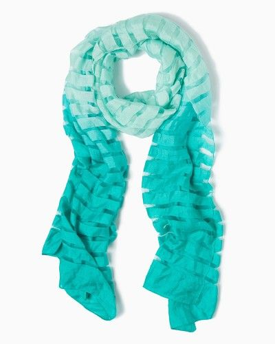 Silky Stripes Scarf | Fashion Accessories - Scarves | charming charlie