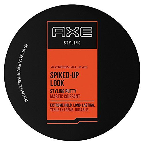 Axe Styling Spikedup Look Putty 264 Oz Pack Of 2 Click Image To Review More Details Note It Is Affiliate Link To Hair Putty Axe Hair Products Guys Grooming