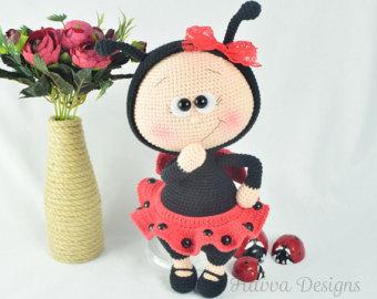 Bonnie With Sheep Costume - Havva Designs CROCHET PATTERN / Amigurumi Tutorial #sheepcostume