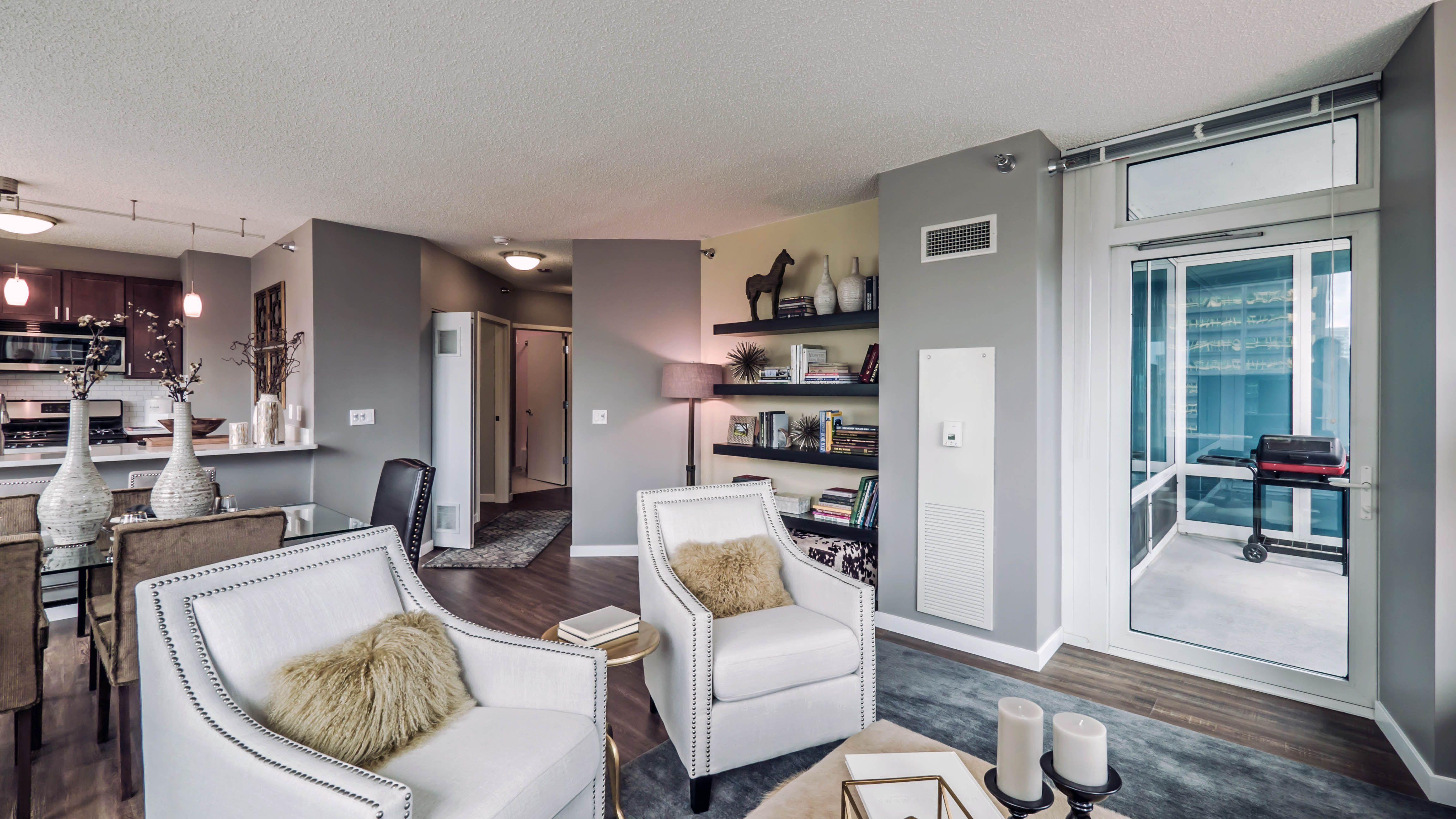 Atwater Apartment, Chicago apartment, Luxury apartments