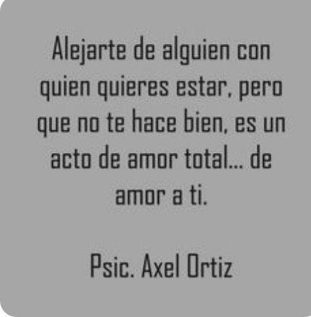 Imagen De Amor And Alejarse Frases De Amor Frases De