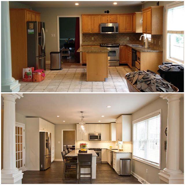 Our Kitchen Renovation Cheap Kitchen Remodel Small Kitchen