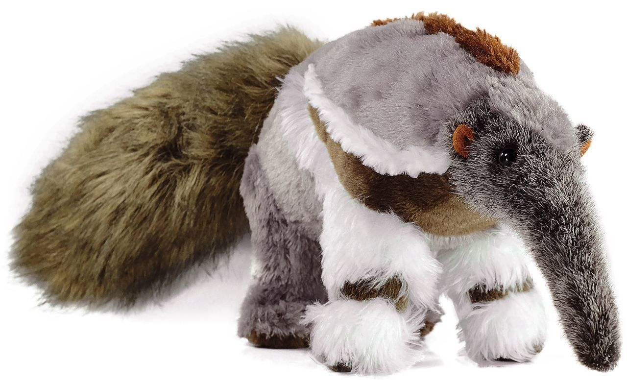 Arsenio The Anteater 20 Inch Large Stuffed Animal Plush Ant Eating Aardvark By Tiger Tale Toys Large Stuffed Animals Anteater Plush Stuffed Animals [ 786 x 1280 Pixel ]