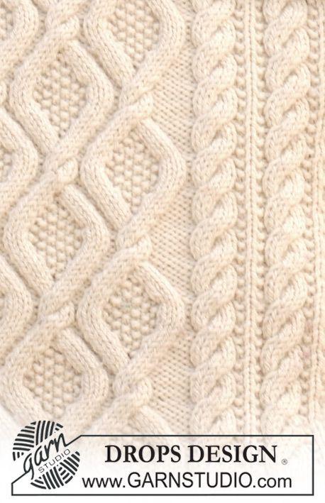 Free Pattern | Knitting stitches | Pinterest | Tejido, Dos agujas y ...