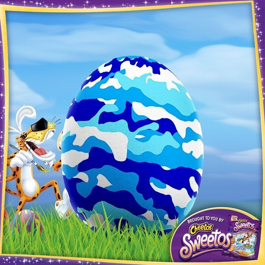 Design Your Own Exterior: Check Out This Easter Egg From Chester's Eggerator And