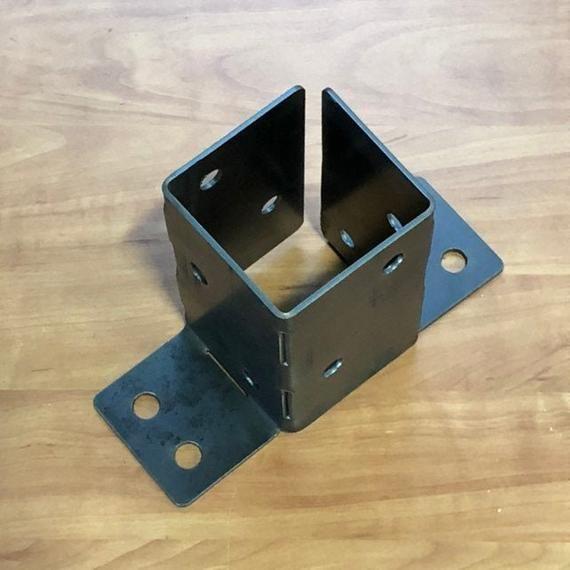 Set Of 8 For 4 X 4 Posts Heavy Duty Pergola Shop Table Deck
