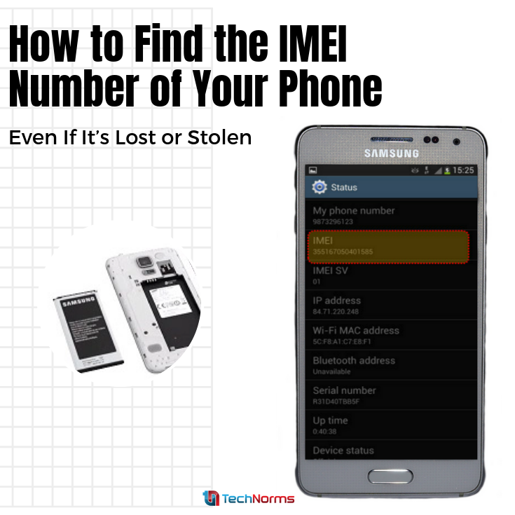 How to Find the IMEI Number of a Lost or Stolen Phone