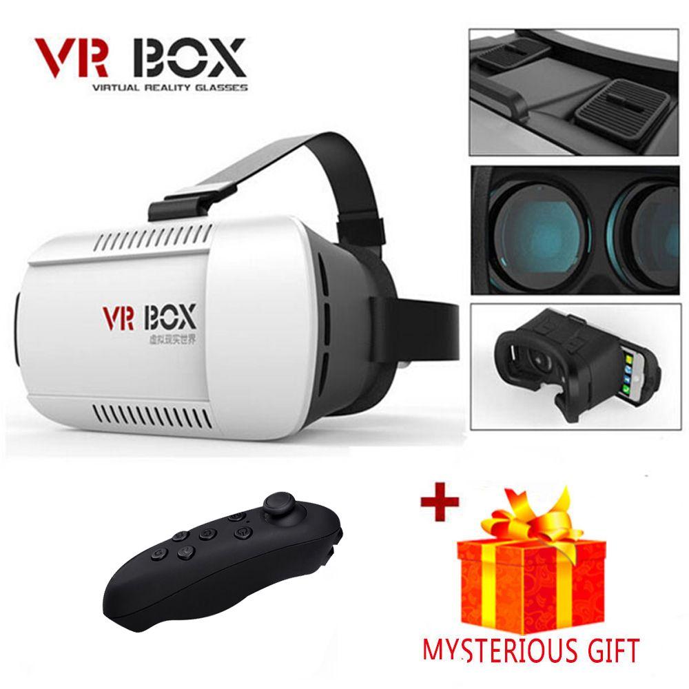 Vrbox Casque Vr Box Headset Video 3 D 3d Virtual Reality Glasses Goggles Smartphone Helmet Smart Lens Google Cardboard Vr Device Vr Box Virtual Reality Glasses