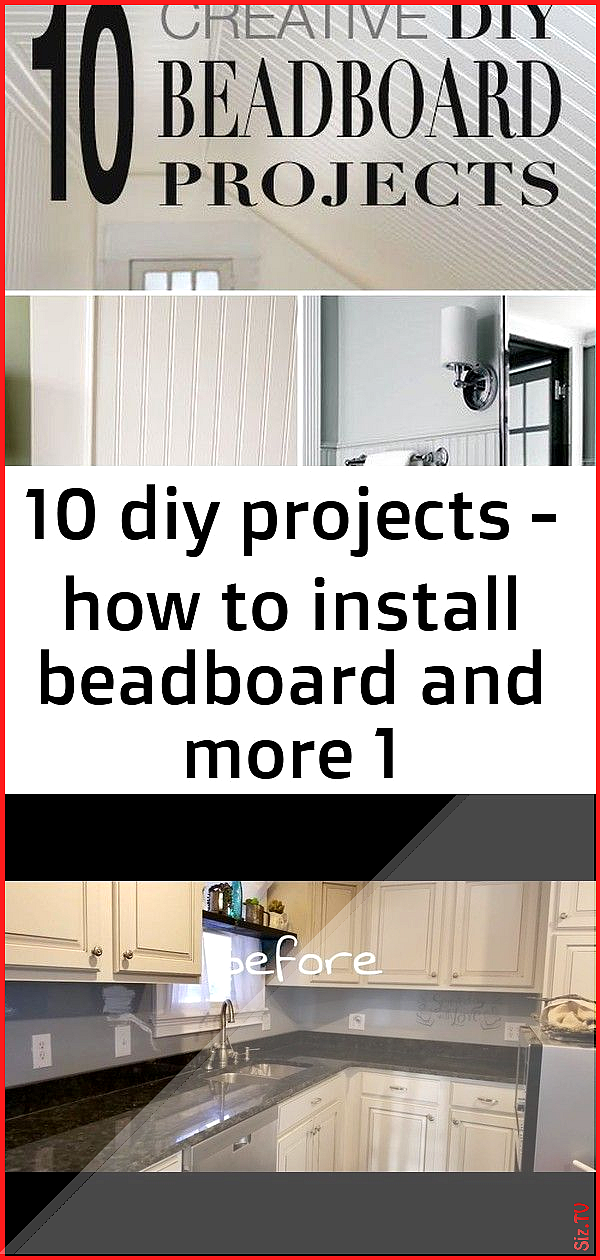 10 diy projects how to install beadboard and more 1 10 diy projects how to install beadboard and more 1 Carrie Perez carriep1019 Diy 10 Creative DIY Beadboard Projects nb...