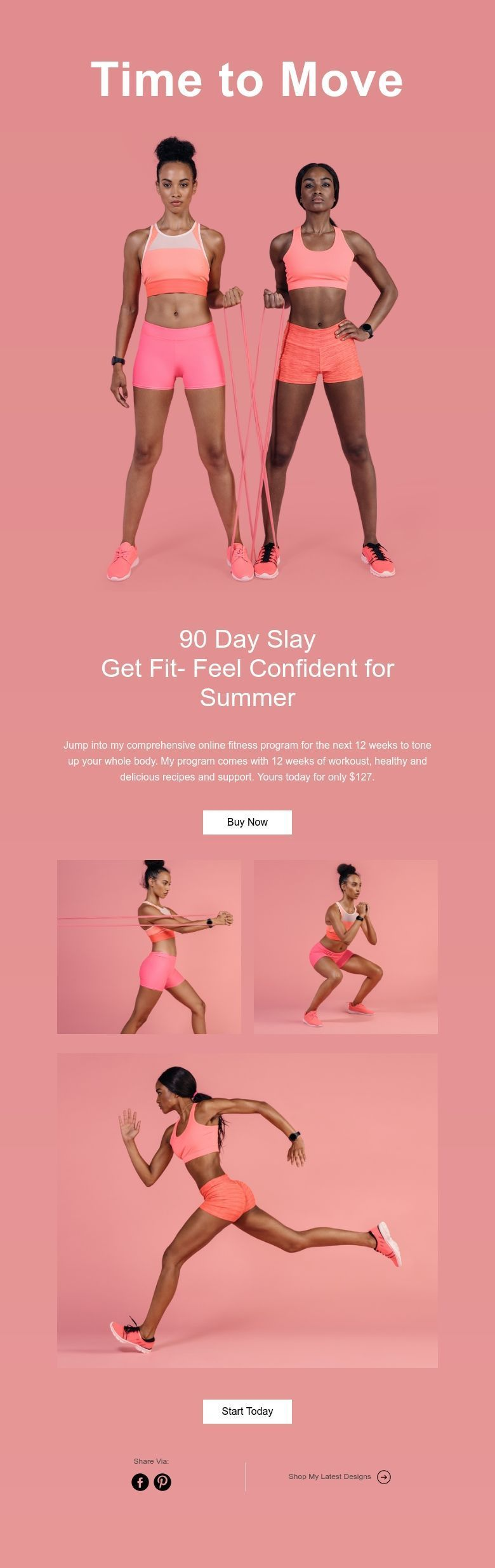 Get Summer Ready With This 90 Day Fitness Program For Women Fitness Workoutsforwomen Weightlossplans Workout Programs For Women Workout Programs Get Fit