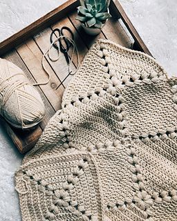 Farmhouse Granny Square pattern by Lindsay Oncken (Bundle)
