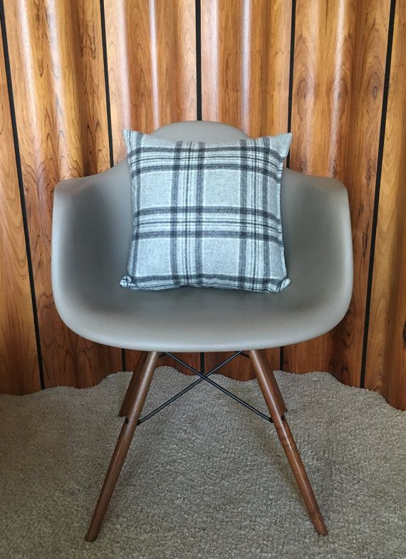 Hey, I found this really awesome Etsy listing at https://www.etsy.com/listing/475568294/wool-plaid-pillow